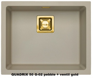 QUADRIX 50 G02 pebble Monarch